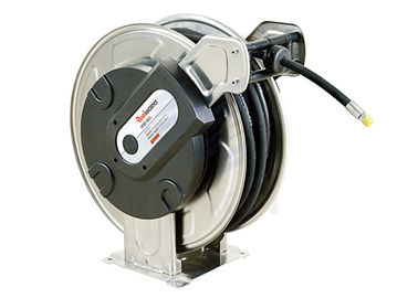 China Heavy Duty Stainless Steel Air And Water Hose Reels For Sale 5 Years Warranty supplier