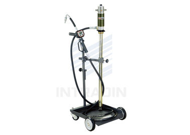 China 5 / 1 Mobile Oil Dispensing Kit With Mutiple Tolley Oil Drum Pumps Air Operated supplier