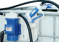Compact  230V Urea  Transfer Pump With 1.5 Meter Suction Hose / Manual Nozzle