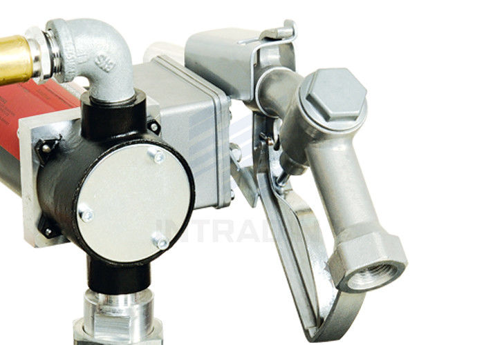 Low Viscosity Petroleum Fluids Fuel Transfer Pump 12 Volt Inlet