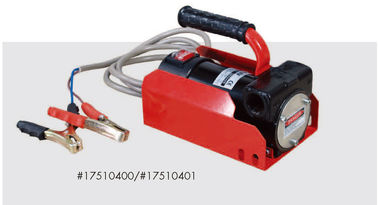 China Self Primin AC Electric Diesel Transfer Pump With 12V / 24V DC Motor distributor
