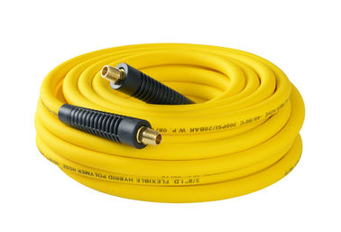 China Swivel Garden Air And Water Hose With Extreme All Weather Flexibility distributor