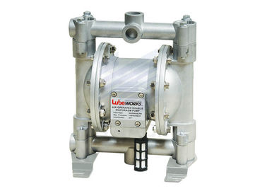 China All - Bolted Pneumatic Air Driven Diaphragm Pump For Printing , Paper Making distributor