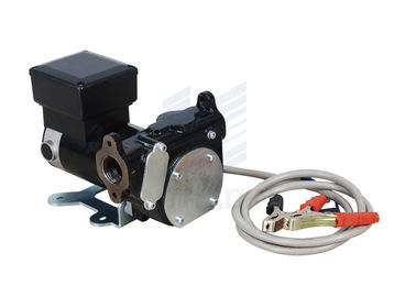 China Small Electric Diesel Transfer Pump 12V Motor Enclosed , 30 Minutes Duty Cycle distributor
